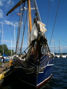 Tall Ship Event