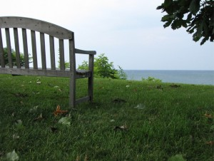 Quiet View of Lake Ontario