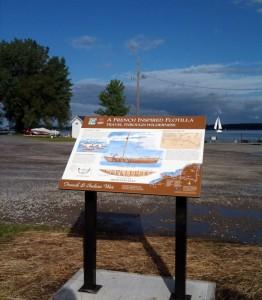 Seaway Trail Historic Marker